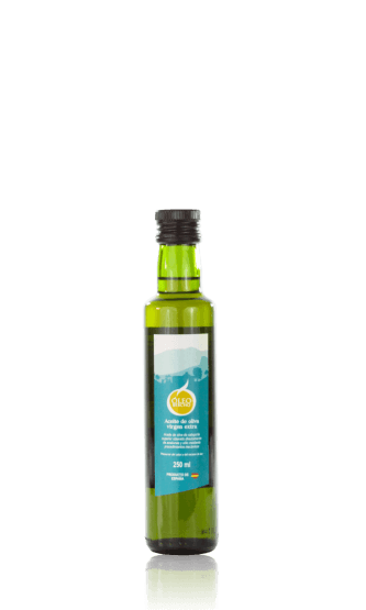 Huile D'Olive Extra Vierge Oleobercho 250 millilitres